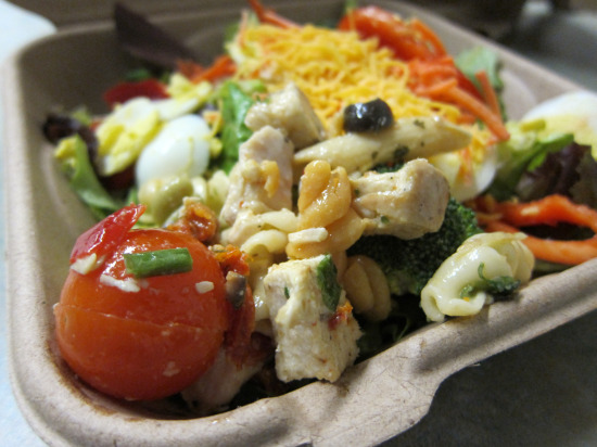 12.11 Dinner Salad