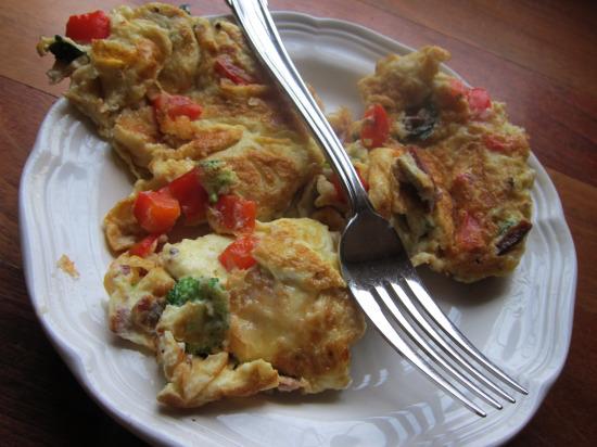 12.25 Christmas omelette 2
