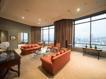 Incredible Presidential Suite Grand Hyatt Santiago