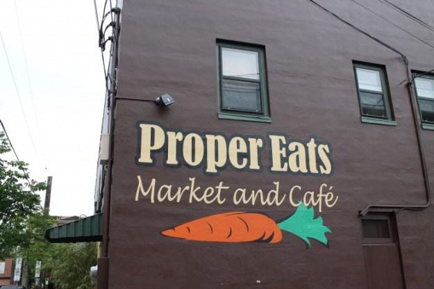 Proper Eats