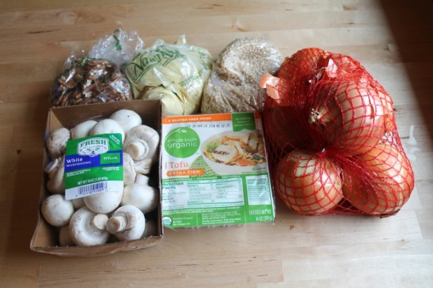 Groceries Week 2 Random
