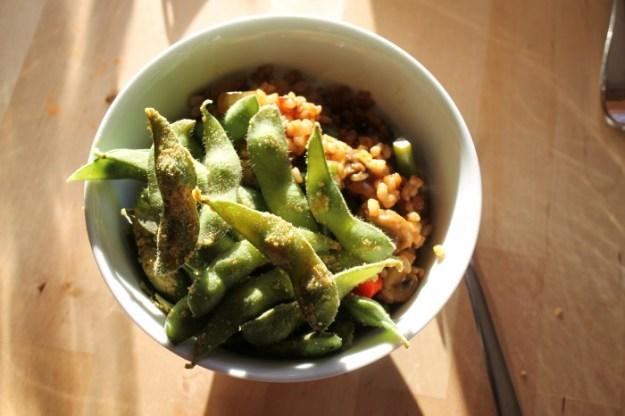 Weekly Eats- Stir Fry Veggie Rice