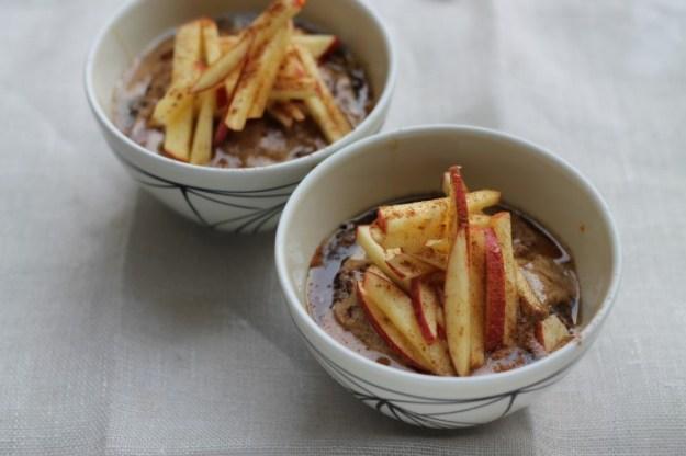 Quinoa-Chia Porridge