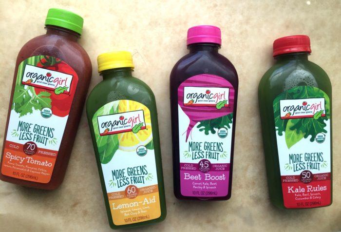 Organic Girl Juice