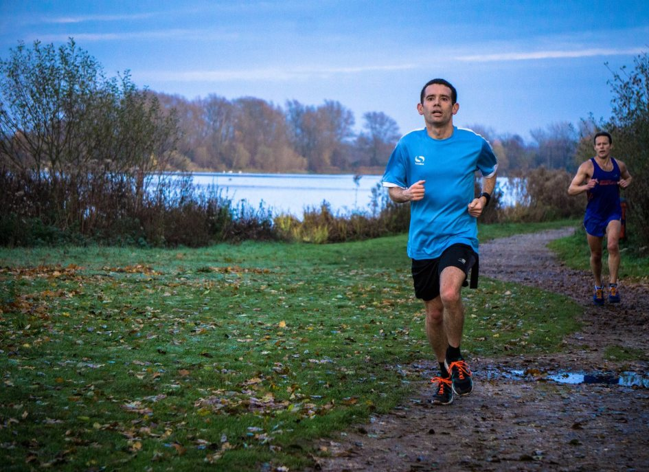 Simon Wright describes his favourite run routes in Norfolk