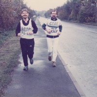 Mr Bremner's big run for the miners