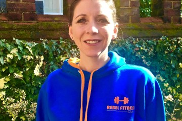 Beckie Clarke has organised a Run 0 to 30 minutes programme at Catton Park