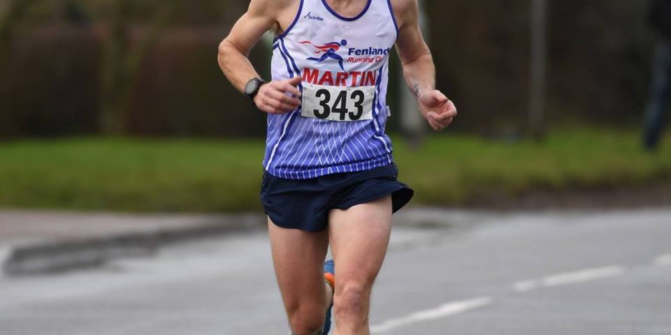 Martin Jennings one of the team behind the new Sublime Swaffham 10k event