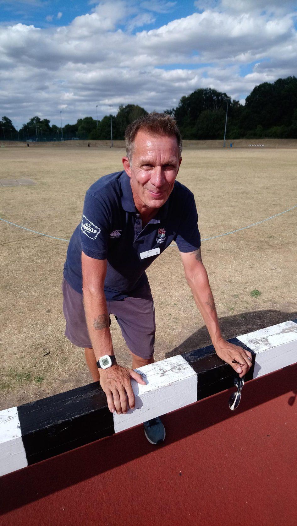 Running coach Paul Evans says a run-walk strategy is his plan for Run Norwich 2018