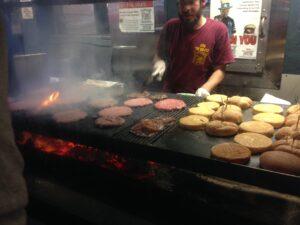 Chuckbox Woodfire Grill