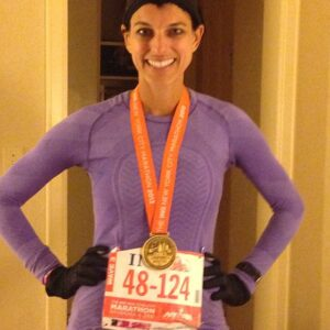 NYCM 13 Post Race Photo
