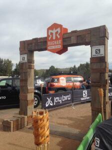 Ragnar Trail Zion Finish Line