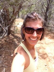 Ragnar Trail Zion Yellow Loop Selfie