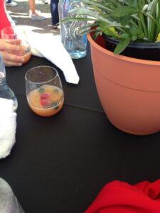 Esprit de she finish line mimosas