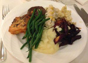Dinner, banquets, ritz carlton, buckhead, atlanta, meat & carbs