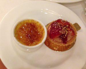 gran marnier, creme brulee, fruit tart, ritz carlton, buckhead, atlanta, banquet desserts, dessert