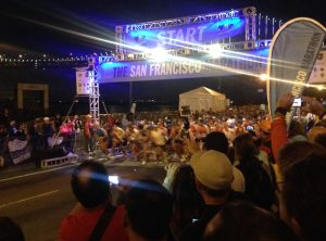 San Francisco, Marathon, Elite Start, July 27 2014
