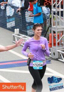 Finish Line, Marathon, San Francisco, Marathon, 1st Half Marathon, July 27 2014