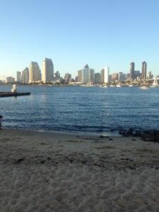 Coronado Island, San Diego, California, Run