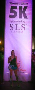 RnR Las Vegas, 5k, Start line, marathon weekend, race day