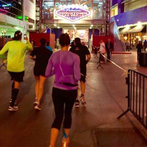 Rock n Roll, Marathon, Half Marathon, Las Vegas, Nov 16, 2014, Road Race, Freemont Street Experience