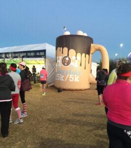 Hot Chocolate 15k, Salt River Fields, Ram Racing, Phoenix, Scottsdale, Arizona, Gear Check