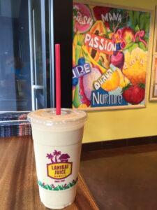 Lanikai Juice, Kailua Monkey, smoothie, Oahu, hawaii