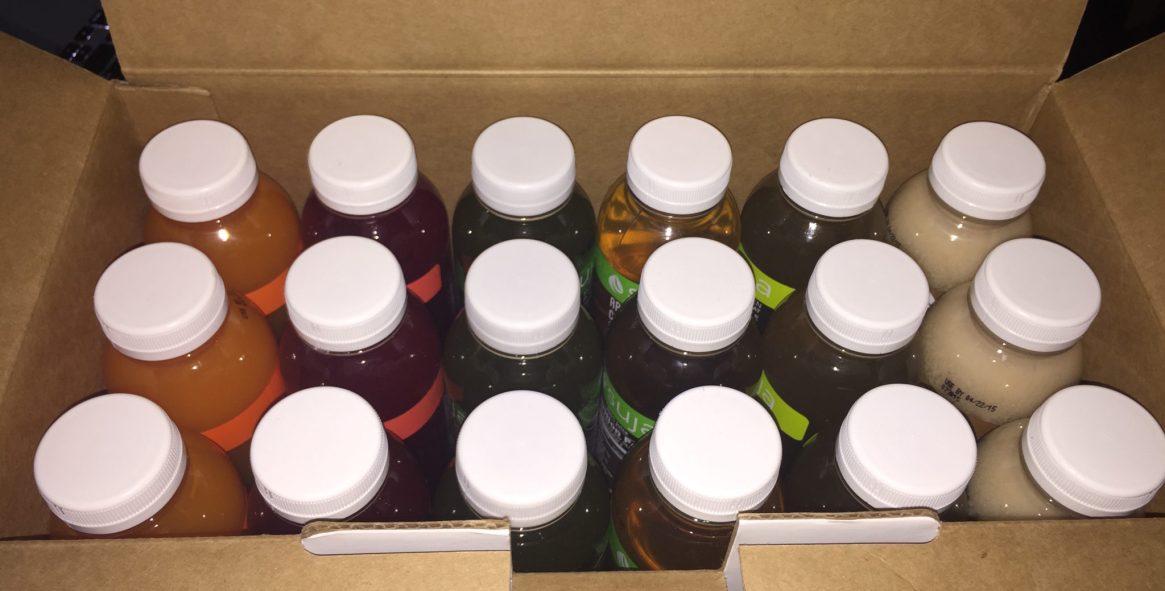 Suja Juice Cleanse, glow, Juice Cleanse