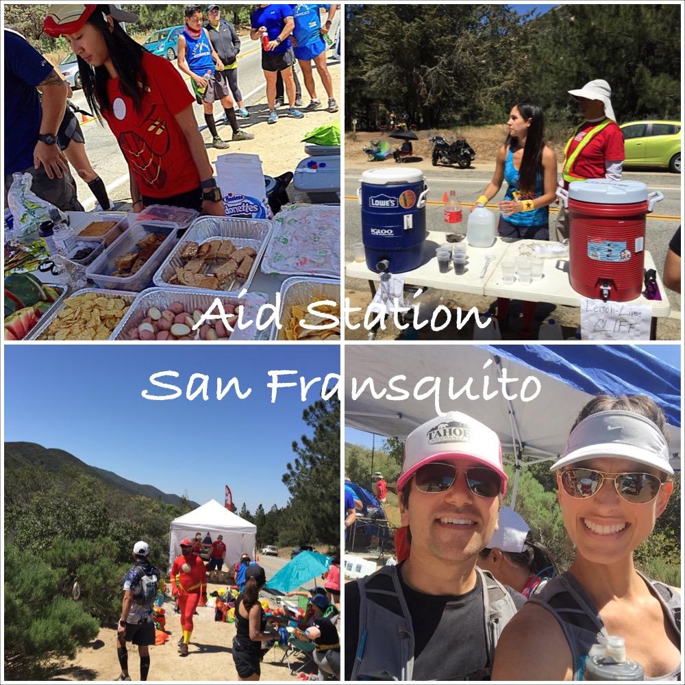 Leona Divide, 50k, 50 mile, aid station, san fransquito, california, ultramarathon