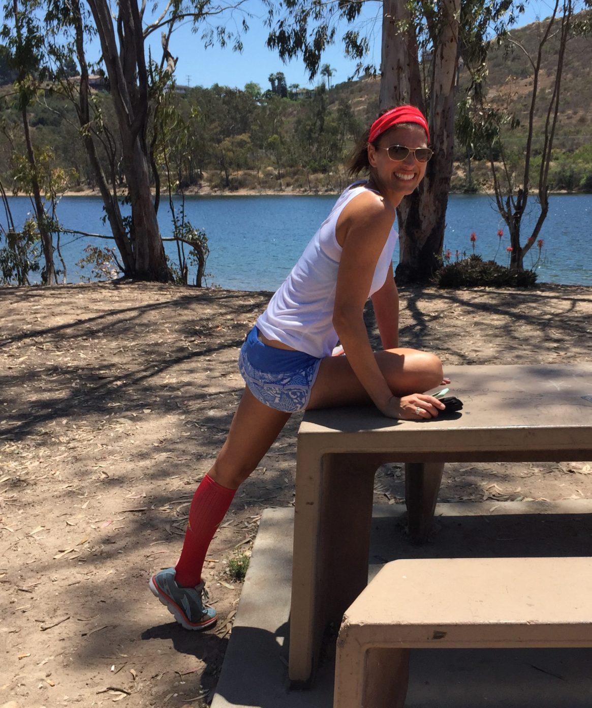 Piriformis, stretch, lake murray, san diego