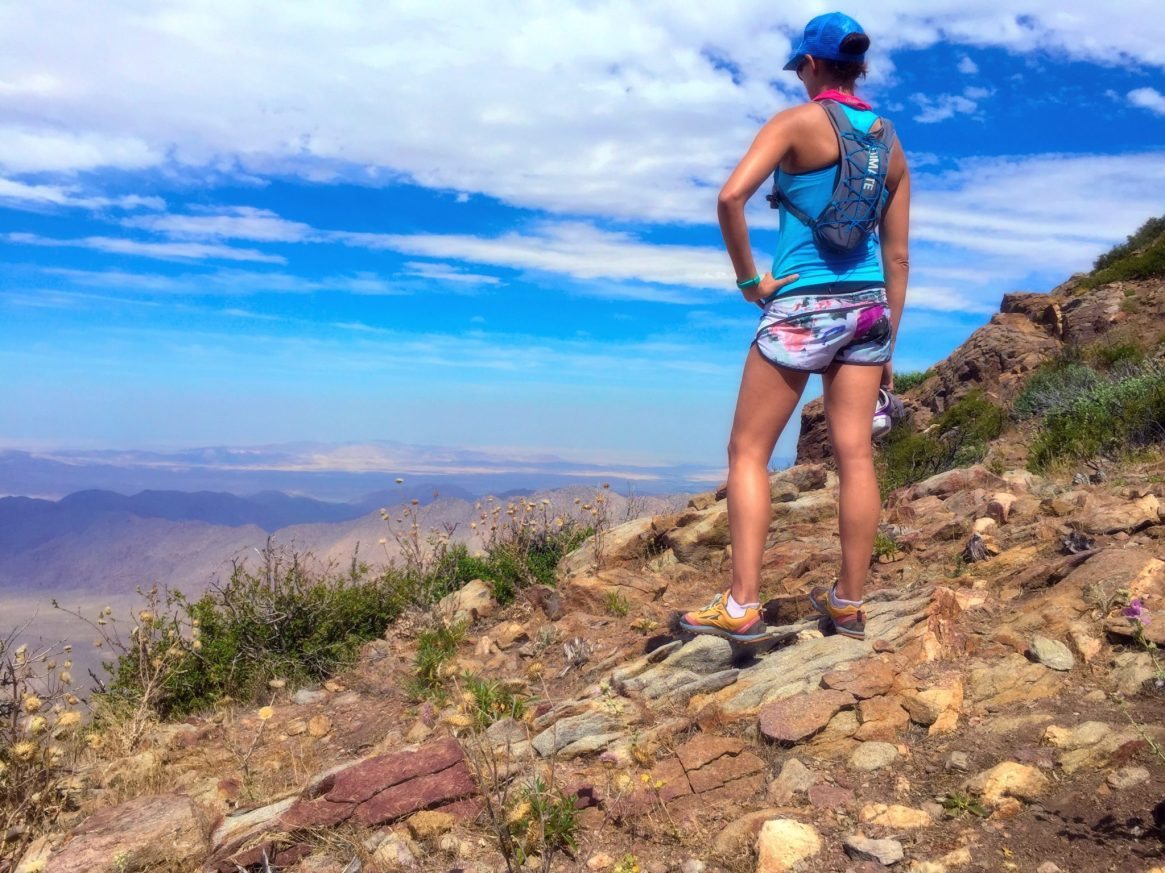 Cleveland National Forest, Hiking, Running, San Diego, Buff USA, Ultimate Direction