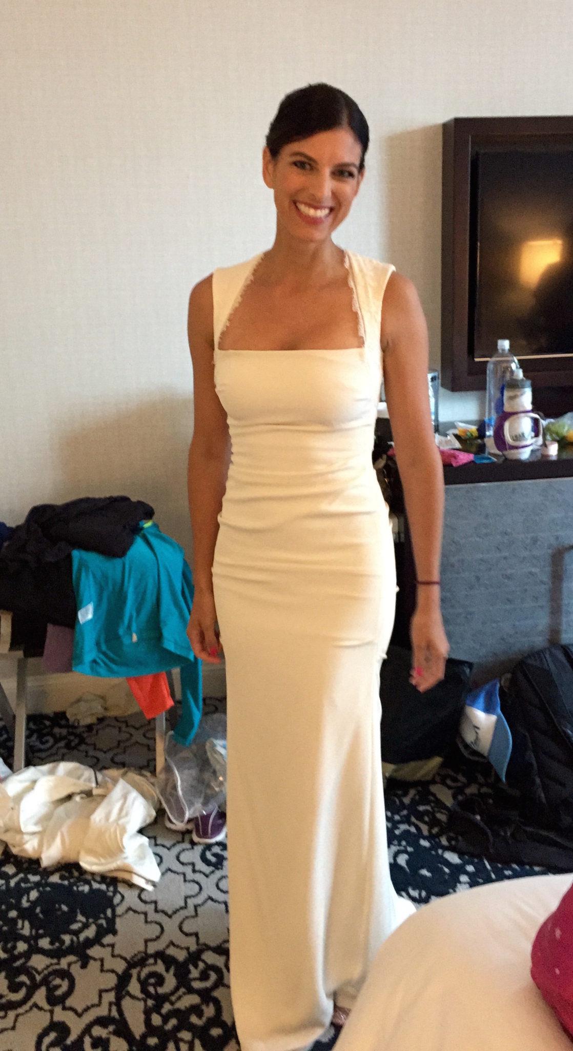 Nicole Miller, Taryn, Wedding Dress, Ritz Carlton, San Francisco