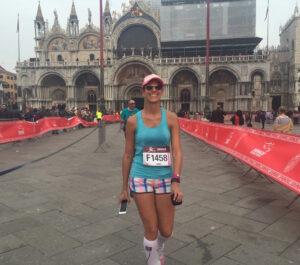 Venice Marathon, 30th Anniversary, Marathon, Venice, Italy, 2015, St. Marks Square