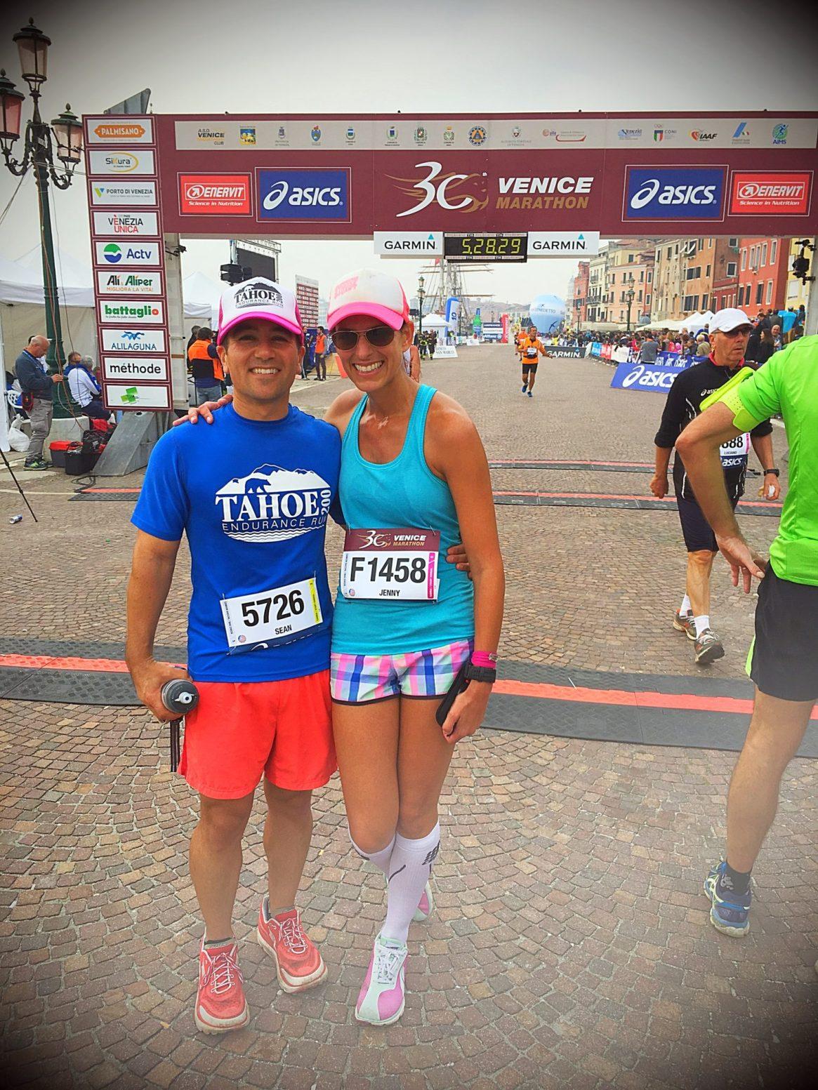 Venice Marathon, 30th Anniversary, Marathon, Venice, Italy, 2015, Finish Line, Photo, #teamnakamura