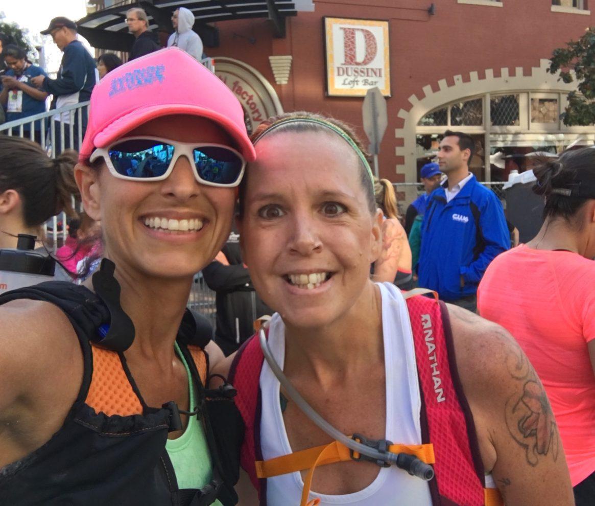 San Diego Half Marathon, Gaslamp District, Jenn13.1, PR