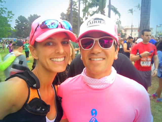 Start Line, San Diego Rock n Roll, RNRSD, Half Marathon, Marathon