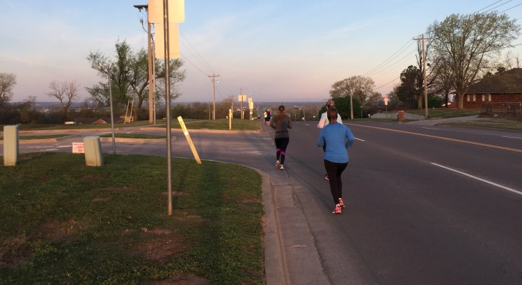 oklahoma running groups