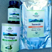 Organic India: Moringa, Neem & Turmeric Review