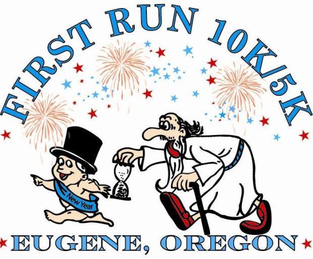 First Run Eugene logo