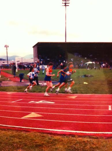 8th grade track