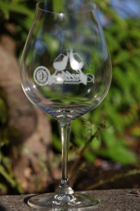 Wine Glass is part of the Swag. It's Reidel. and it is awesome