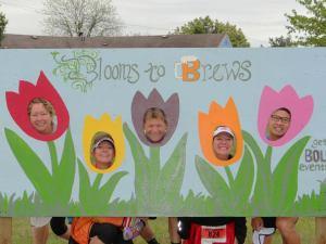 Blooms to Brews Photo Op