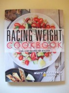 Racing Weight Cookbook by Matt Fitzgerald & Georgie Fear