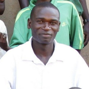 Julius Achon, founder of the Achon Uganda Children's Fund.