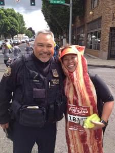 Pictured: Officer Dunlap, Photographer: Mel Ortiz