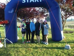12 Bridges Relay- Team Run Oregon 2014 (Photo Courtesy of Marianne Jones)