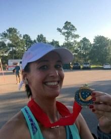 Race Recap: Space City 10 Miler, October 11, 2015