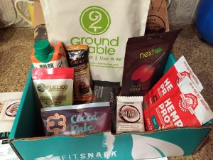 Fit Snack review: box
