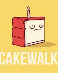Fitness app cakewalk logo
