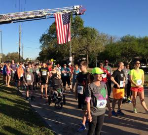 Weekend running recap: Crazy Krewe
